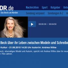 Lilli Beck über ihr Leben zwischen Modeln und Schreiben - NDR.de - NDR Kultur 2015-08-24 12-49-07